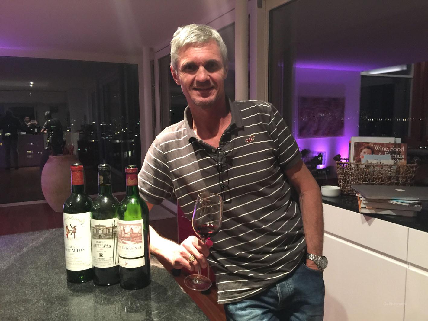 Profile Alficionado Wine