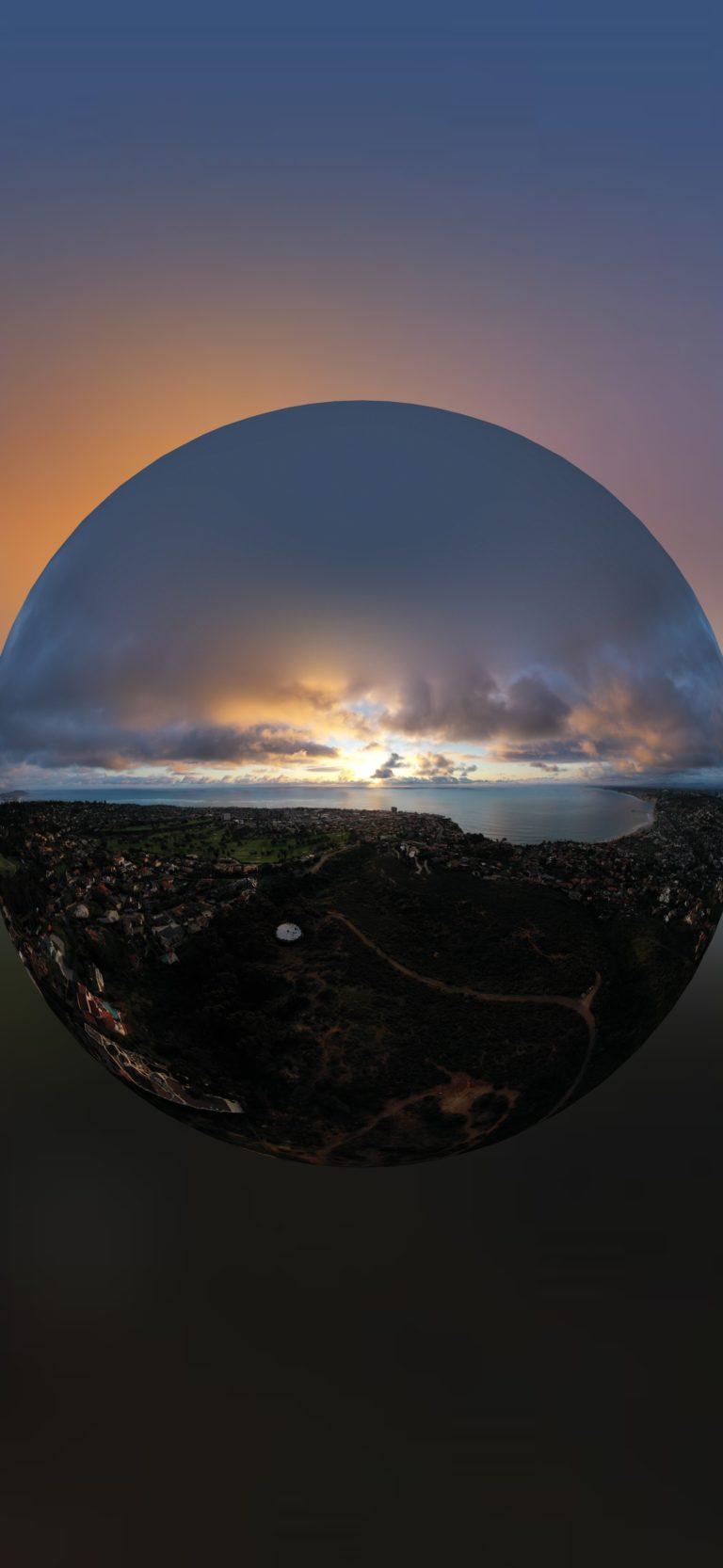 «Mirror Ball» La Jolla, California 🇺🇸
