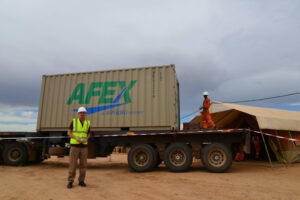 AFEX-Lonrho Container