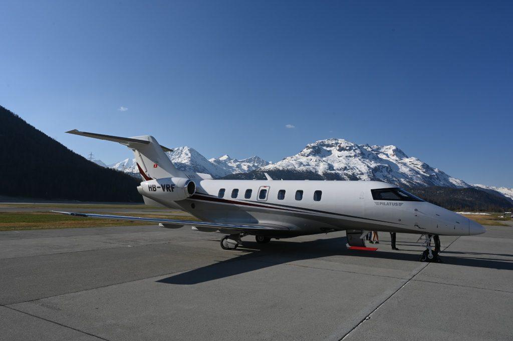 Private plane 2 RMF