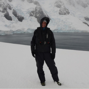 Profile Alficionado✨ in Antarctica