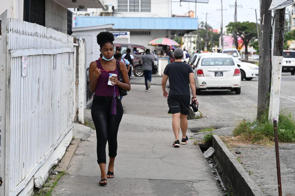 Transamerica 2021 | Georgetown | Guyana | South America