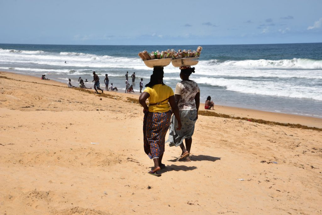 Transafrica 2018   Abidjan, Ivory Coast   Côte d'Ivoire   Banking Center   Wild Surf Beaches