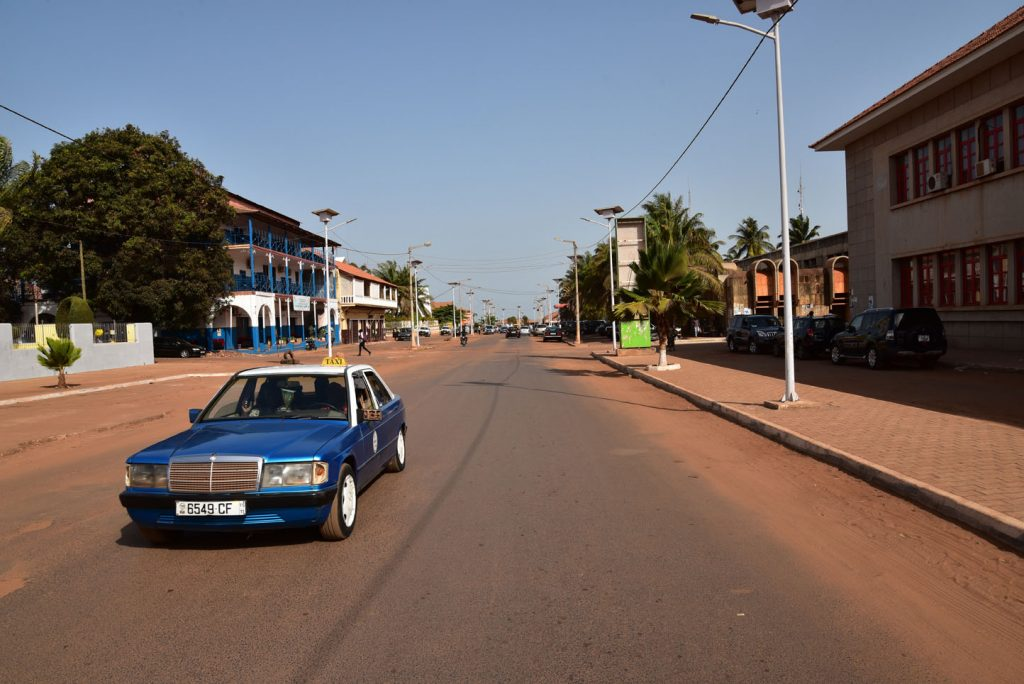 Transafrica 2018   Bissau, Guinea-Bissau   colonial atmosphere
